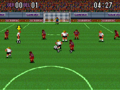 Super Soccer SNES pixelated audio episode 02