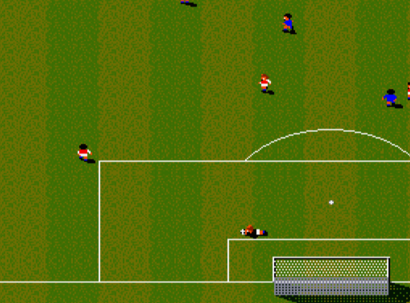 Sensible Soccer SNES pixelated audio episode 02