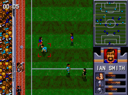 AWS pro moves soccer genesis mega drive pixelated audio episode 02
