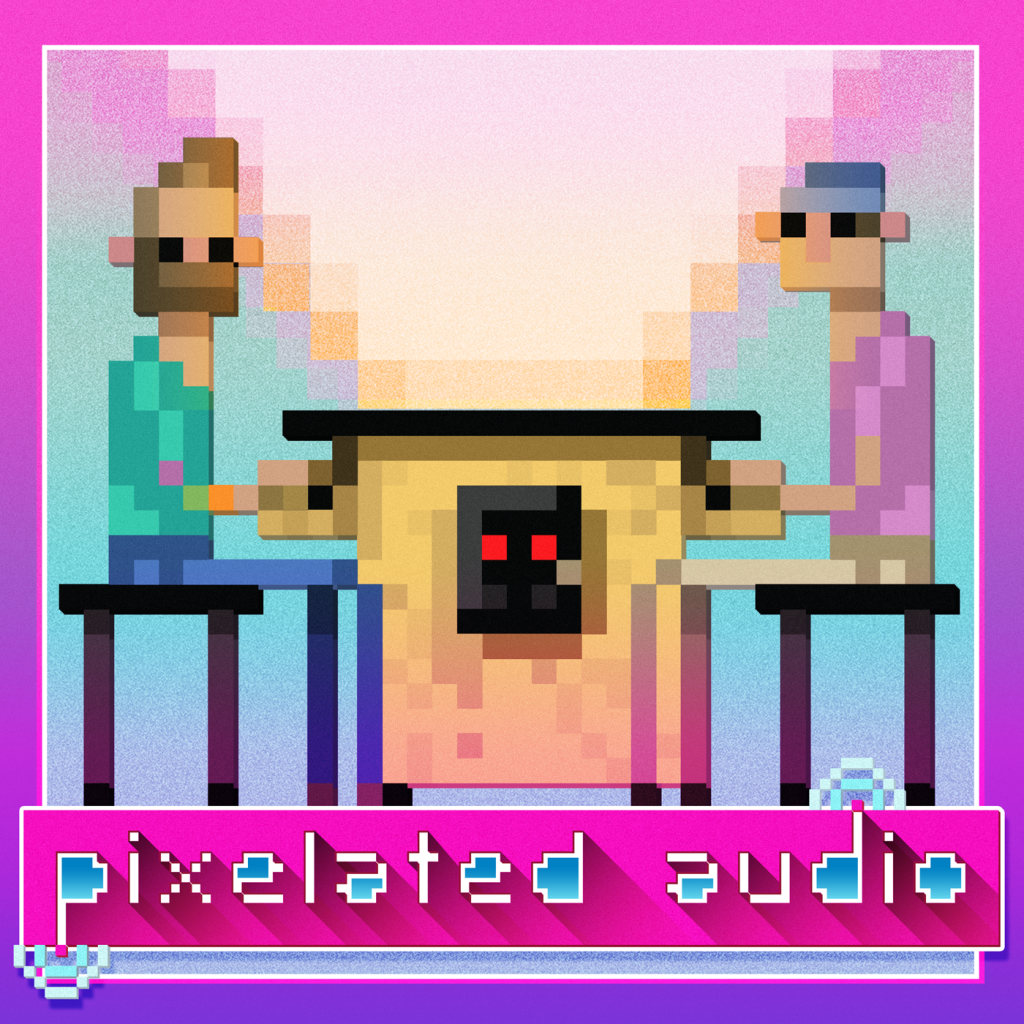 Pixelated Audio - Video Game Music podcast and Retro Gaming pixelated audio video game music and retro gaming podcast