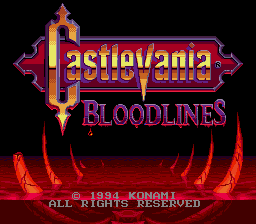 pixelated audio episode 12 castlevania bloodlines