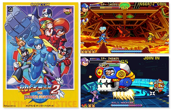 Pixelated Audio - Video Game Music podcast and Retro Gaming - Mega Man Power Battles Rockman Power & Fighters