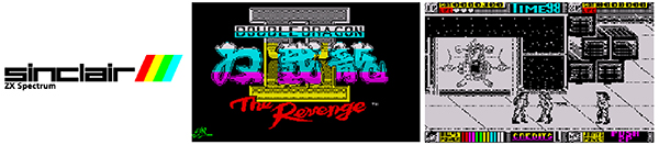 Pixelated Audio - Video Game Music podcast and Retro Gaming double dragon II episode 29