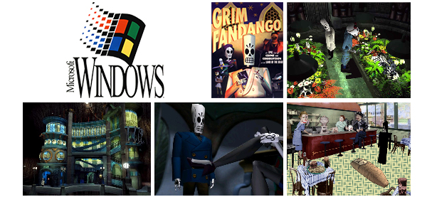 Pixelated Audio - Video Game Music podcast and Retro Gaming Grim Fandango with Peter McConnell