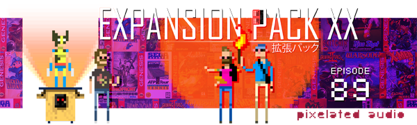 Pixelated Audio VGM Expansion pack 20